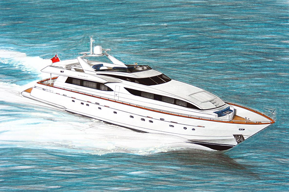 Yachts greece motor sailing boat all boats for Motor boat rental greece